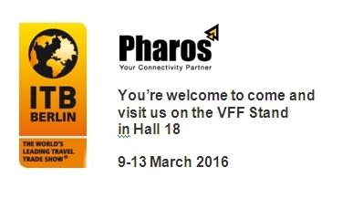 ITB 2016 blog | Pharos Data Ltd